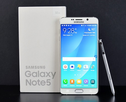 Zing Mp3 cho Samsung Galaxy Note 5