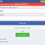 Cách lấy lại Facebook bị hack email